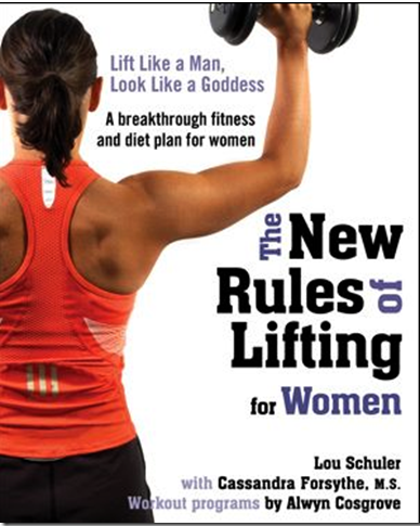nrolfw new rules of lifting for women